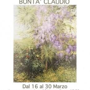 Pescia Bottega d'arte Salvadori. Mostra di Claudio Bontà dal 16 al 30 marzo