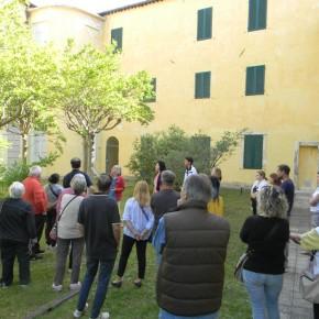 Domenica 31 marzo visita guidata straordinaria  nel complesso dell'ex Ospedale Psichiatrico di Maggiano