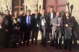 """Giurlani vuole rilanciare l'Associazione Nazionale dei Comuni Luoghi del Medioevo (ANCLM) """" Allargamento della base e eventi in rete i prossimi obiettivi"""""""