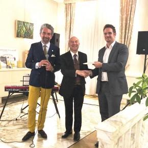 Domenica 7 aprile  Serata di gala al ristorante Ciccarelli Esplanade di Viareggio in onore del dott. Antonio Morabito, Ministro Plenipotenziario già Ambasciatore d'Italia nel Principato di Monaco.