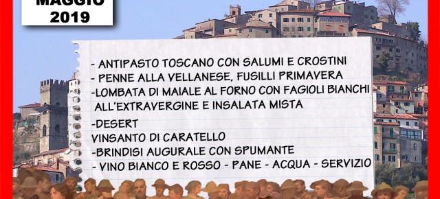 AL CIRCOLO ARCI DI VELLANO SI FESTEGGIA IL PRIMO MAGGIO