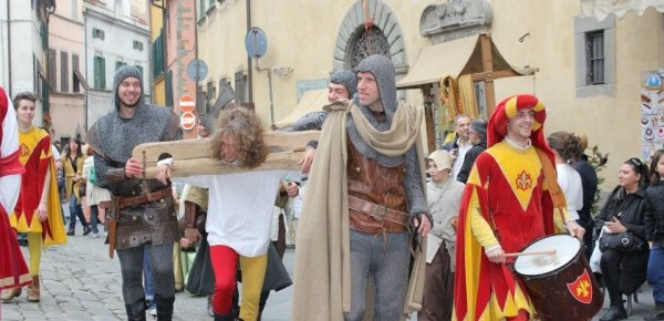 Mercoledì 1 maggio ''Pescia Medievale''