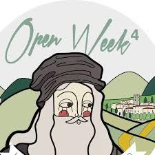 Open week 2019  Programma completo della città di Pescia