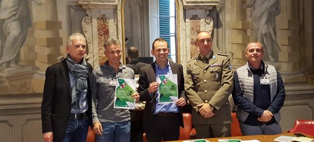 Randonnée di Pinocchio, la presentazione della terza edizione al Consiglio Regionale della Toscana.