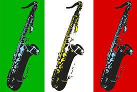 Lunedì 10 giugno Concerto presso il Palazzo del Vicario  giovani del sax lab per la pace