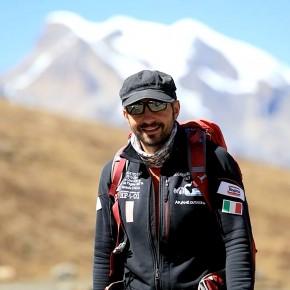 Sala delle Conferenze Banca di Pescia e Cascina Venerdì 17 maggio ore21. Incontro con l'alpinista Riccardo Bergamini.