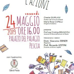 """Pescia Palagio venerdì 24 maggio. Convegno ''Droghe: parole, pensieri e azioni'' organizzato dall'istituto """"Sismondi-Pacinotti."""
