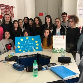 """Successo per due classi del Liceo Lorenzini a """"Si Geniale""""   I complimenti di Giurlani e Grossi """" Premiata la qualità dell'istituto"""""""