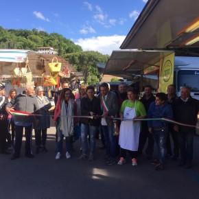 Partenza positiva del mercato settimanale di Collodi   Arrivano 40 parcheggi per il martedi dell'ex-Filanda