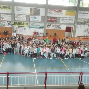 """A Chiesina Uzzanese:  Istituto Don Milani e Palestra Benedetti intesa perfetta! """"Scuola & Sport"""""""