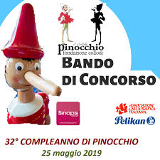 """Guja Guidi """" Tanti auguri a Pinocchio, anche se …."""""""