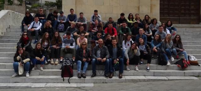 Concluso all'Istituto Agrario Anzilotti di Pescia il Progetto Erasmus