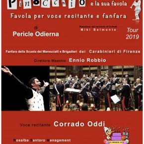 Collodi, 20 maggio 2019 - Festa grande a Collodi per le celebrazioni del 32^ Compleanno di Pinocchio! Tutto il giorno di sabato 25 maggio il Parco di Pinocchio sarà in festa e i visitatori troveranno tanti appuntamenti per celebrare il famoso burattino.
