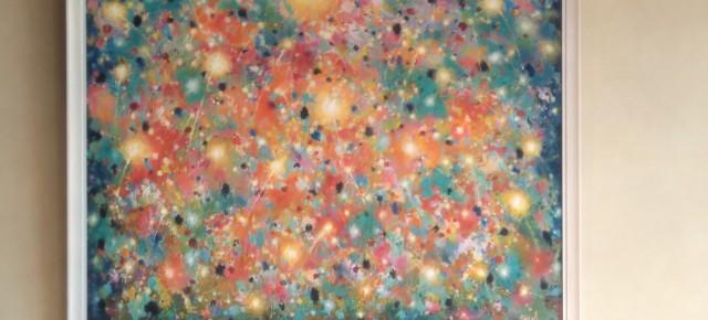 """Pescia Palagio. Fino al 2 Giugno a Pescia la mostra di pittura """"Dalla terra al cielo"""" di Guido Gigli"""