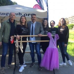 Il 15 Settembre 2019 la Festa dello Sport a Pescia, in tutte le piazze   Intanto grande successo per lo Sport di Maggio per gli studenti