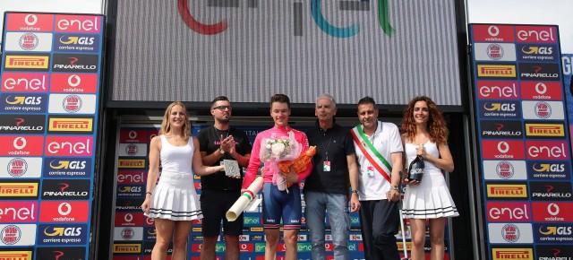 Bilancio molto positivo per la tappa del Giro d'Italia Under23 a Pescia Partecipazione, audience tv e prodotti tipici protagonisti