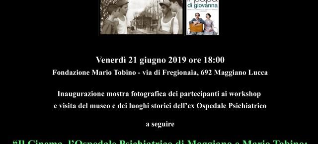 Venerdì 21 giugno Ex ospedale psichiatrico di Maggiano  Notte del solstizio d'estate a Maggiano