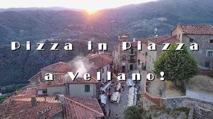 Sabato 29 giugno. Pizza in Piazza a Vellano