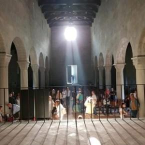 Pieve Romanica di Castelvecchio domenica 23 giugno. Solstizio d'estate