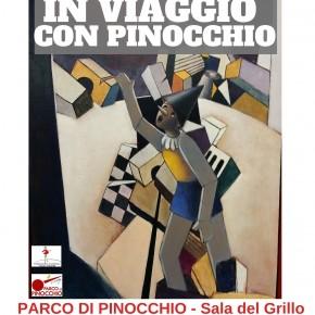 Arte, apre la personale su Pinocchio  dell'artista Franco Marconcini Vernissage sabato 8 giugno al Parco di Pinocchio