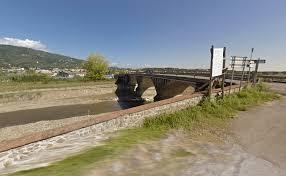 Ricciarelli e Buonamici (Lega): ''La chiusura del ponte è anche una minaccia per la sanità della Valdinievole''.