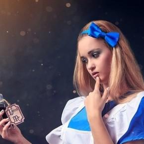 Pinocchio incontra Alice (nel paese delle meraviglie)