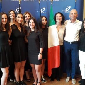 """Sarà il comune di Pescia a ospitare il meeting dell'amicizia con Oullins il prossimo anno     Bellandi """"Una bellissima esperienza sportiva e umana"""""""