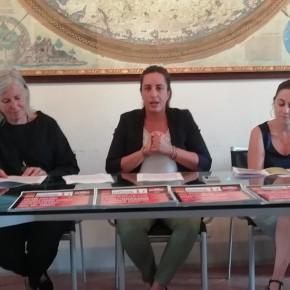 """Arriva a Pescia il Francigena International Arts Festival     Esordio martedi 30 Luglio 2019, 21,15 , Pieve di Castelvecchio     Guidi """" Iniziamo una collaborazione nel segno dei 500 anni della Diocesi"""""""