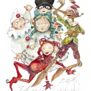 """""""Pinocchio e Buratino""""  di Yaroslav Svabodni e Ryta Tshimokhava  curatori Alfonso Cipolla e Antonio Attini     PARCO DI PINOCCHIO – SALA DEL GRILLO  Dal 16 luglio al 2 settembre 2019, ORE 9 -20  Via San Gennaro 5 – 51012, Collodi (Pescia –PT)     Pinocchio e Buratino. Le magiche atmosfere di Russia  e Bielorussia nella mostra al Parco di Pinocchio"""