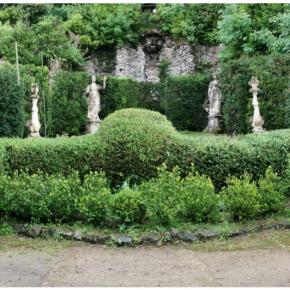 Storico Giardino Garzoni: il Teatro di Verzura torna all'antico splendore Concluso l'intervento di rivegetazione dei giardinieri diretti l'architetto paesaggista Mengoli