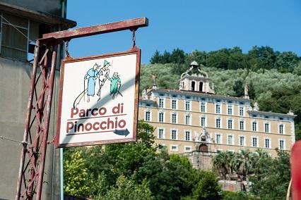 Agosto e Ferragosto al Parco di Pinocchio