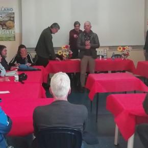 """A ottobre il corso per assaggiatori di farina di castagne     Bellandi """" Posti limitati, crediamo nello sviluppo di questo prodotto"""""""
