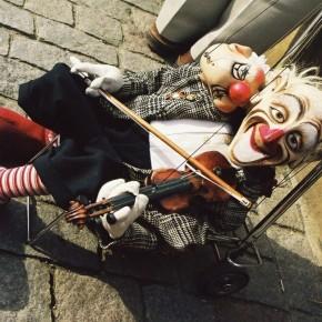 Le marionette di Pavel Vangeli al Parco di Pinocchio  Giornate speciali il 23, 24 e 25 agosto a Collodi.