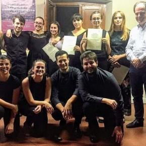 """Successo per la prima edizione dei  corsi di perfezionamento di violino e musica da camera """"Città di Pescia"""""""