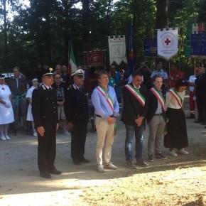 Commemorata la strage di S.Quirico del 1944 in attesa degli eventi per il 75° Anniversario della liberazione di Pescia