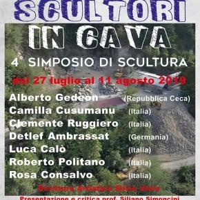 """Vellano Dal 27 Luglio all'11 Agosto a Vellano, nell'incantevole capoluogo della Svizzera Pesciatina,""""Scultori in Cava"""