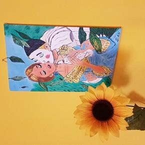 Montecarlo (Lu) : fino all'8 settembre a palazzo Carmignani mostra personale di Sissy Raffaelli