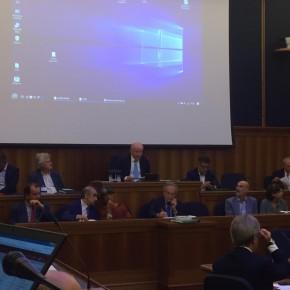 Pescia presenta le sue osservazioni al Ministero dei Lavori Pubblici per il raddoppio della ferrovia           Assemblea con i cittadini il 22 Ottobre alle 18 al Palagio