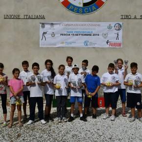 """Impegno ed emozioni al T.S.N. di Pescia per la """"Fase Provinciale"""" del Campionato Giovanissimi"""