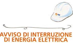 Mercoledi 25 Settembre.Interruzione di energia elettrica a Ricciano     Non riguarderà la viabilità e scuola e convitto dell'istituto Agrario