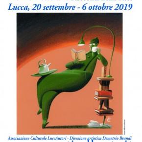 Venerdì 20 Settembre 2019  Ore 9 Auditorium Biblioteca Agorà  LUCCAUTORI RAGAZZI  con Laura Orsolini e Annalisa Strada
