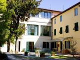"""Pescia, Melosi e Vamberti (CasaPound) in visita al San Domenico: """"Situazione sotto controllo"""""""