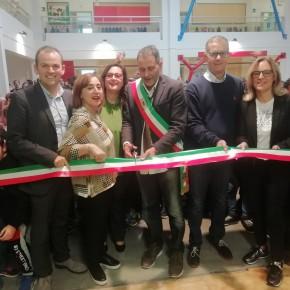 """Una scuola in festa per l'inaugurazione dei lavori di adeguamento sismico agli Alberghi di Pescia   Giurlani """"Un risultato di un importante lavoro di gruppo"""""""