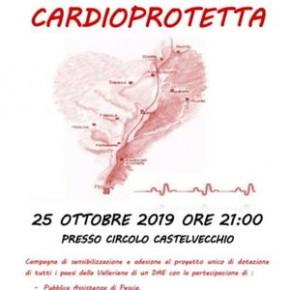 Castelvecchio di Pescia venerdì 25 ottobre ''Montagna Cardioprotetta''