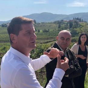 Confagricoltura Pistoia: Giansanti: «l'agricoltura 4.0 sarà il nostro mantra, ma dobbiamo essere accompagnati»