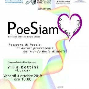 """VENERDI' 4 OTTOBRE  ore 10.00  Sala Conferenze - Villa Bottini (Lucca) LuccAutori presenta le """"Occasioni Tobiniane"""", in collaborazione con Fondazione Mario Tobino."""