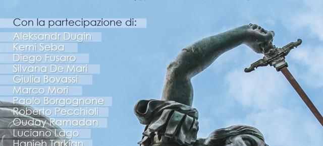 """II CONVEGNO NAZIONALE """"Per una Rivolta Ideale"""" Montecatini Terme, 30 novembre – 1 dicembre 2019"""