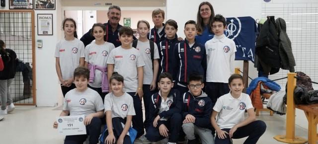 """Il T.S.N. Pescia al Trofeo  delle Regioni e Campionato Giovanissimi """"Fase Nazionale"""" 2019"""