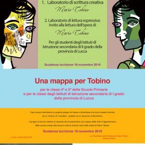 PREMIO MARIO TOBINO    XIV edizione     La nuova edizione  del Premio Mario Tobino per l'anno scolastico 2019/2020  (riservato alle scuole della Provincia di Lucca)