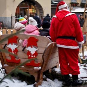 Pinocchio nella valle incantata del Trentino  Accordo tra Fondazione Collodi e storico mercatino di Pergine Valsugana